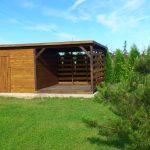 Domki narzędziowe z drewna Łódź